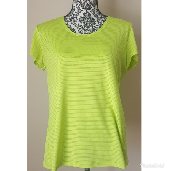 nice shoes modern style exceptional range of styles and colors Athleta lime green top